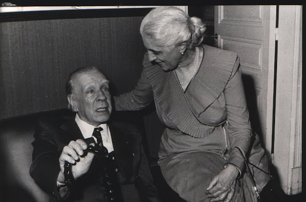 Alicia y Borges
