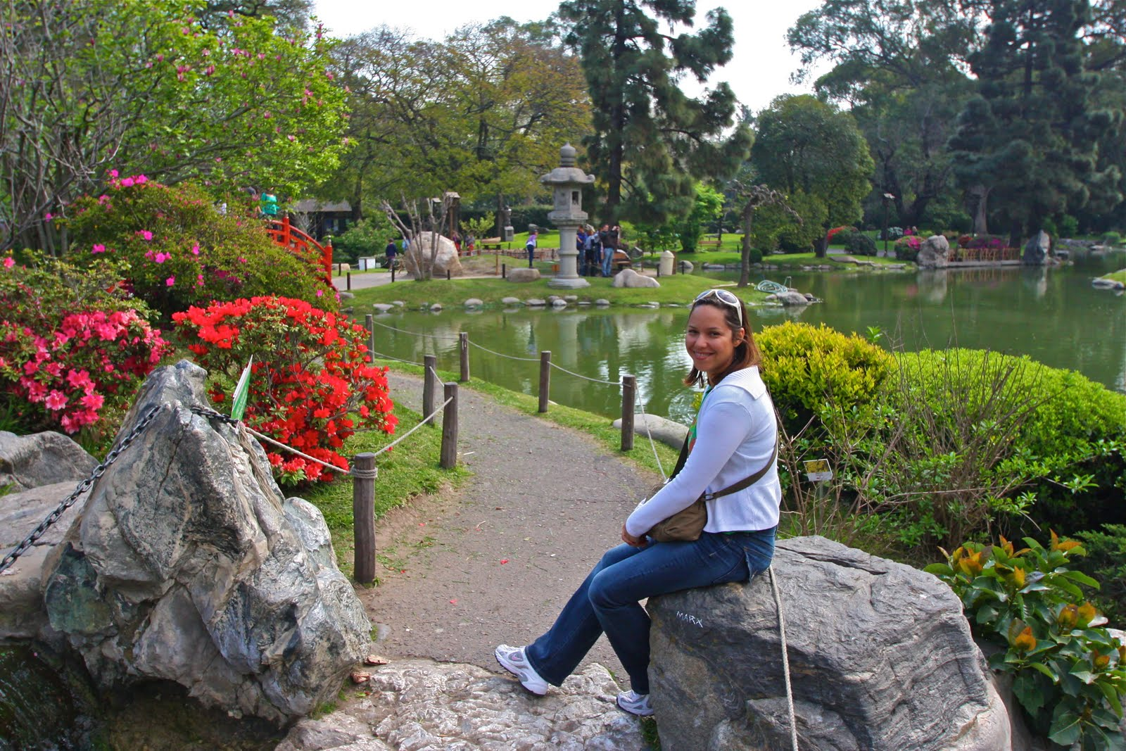 Our life in brasil and the u s a december 2010 for Jardin japones