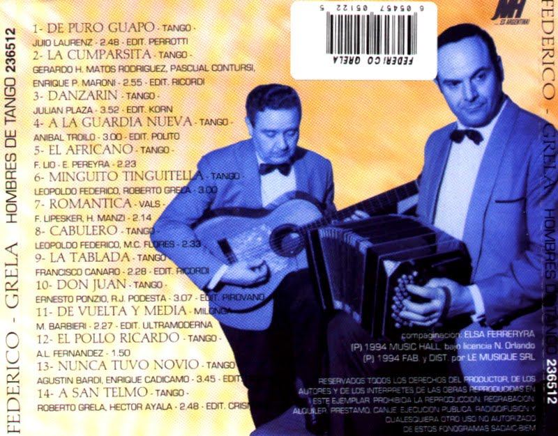 de todas maneras vale este disco para sopesar lo extraordinario de los ...