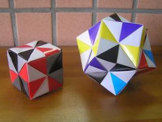 正六面體、二十四面星體