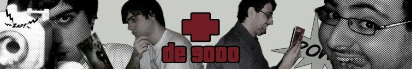 Más de 9000