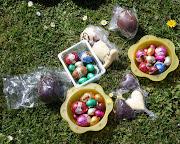 domingo, 4 de abril de 2010 huevos de pascua