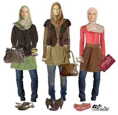 Moda en el Islam