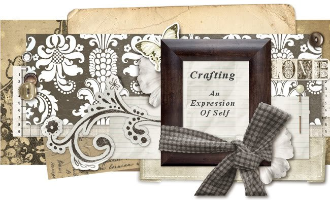 Crafting - An Expression Of Self