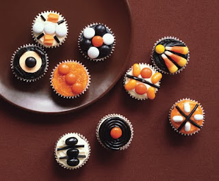 cupcakes Halloween: Couldrons & Potions...
