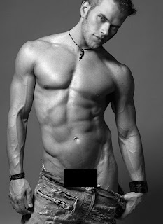 "kellan lutz1 The ""new"" Marky Mark!"