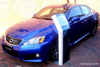 HeyDoYou Lexus Livin Pt2