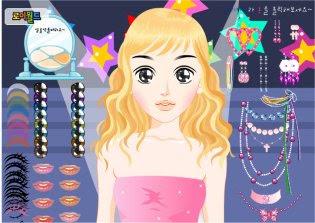 Juegos De Peinar Y De Maquillar - Juegos de Peinar y Maquillar