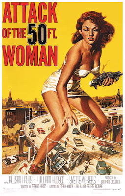 Attack of the 50 Ft. Woman (Poster-Cartel)