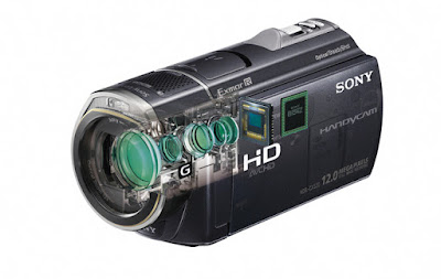 Handycam - Sony CX520VE/505VE