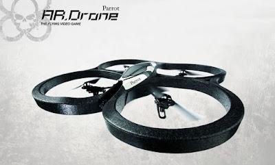 aparato volador AR.Drone