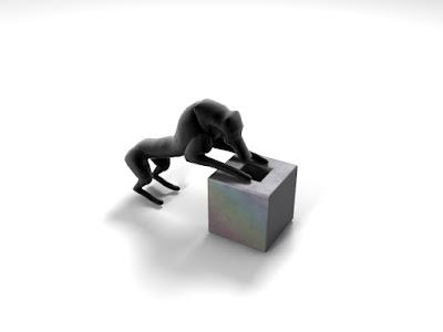 perro 3d - lightwave 9.6
