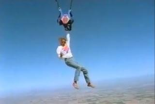 Greg Gasson sálto extremo en paracaídas