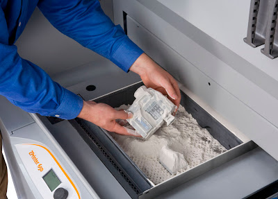 impresora 3D de alta gama Zprinter 650 de Zcorporation