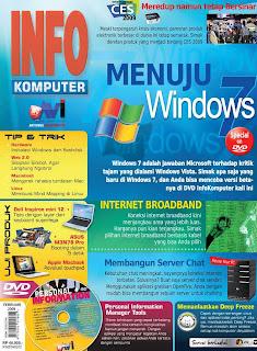 Info Komputer February 2009