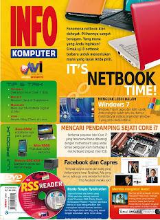 Info Komputer March 2009
