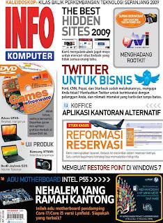 Info Komputer December 2009