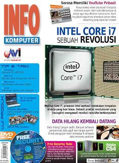 Info Komputer January 2009