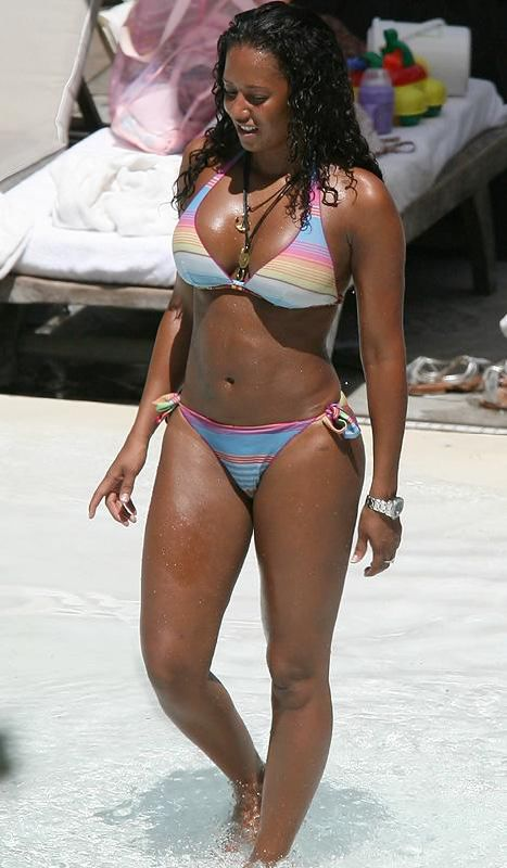 Best, Hottest & Sexiest Celebrity Bodies - Bria Myles, Megan Good, Beyonce.