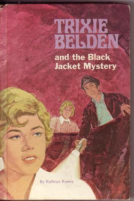 Trixie Belden Books Honey