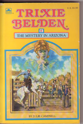 old trixie belden books