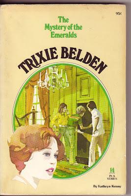trixie belden stories