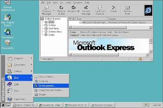 Windows 95 screenshot (Microsoft)