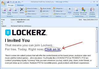 Lockerz, Lockerz.com, Apa itu Lockerz