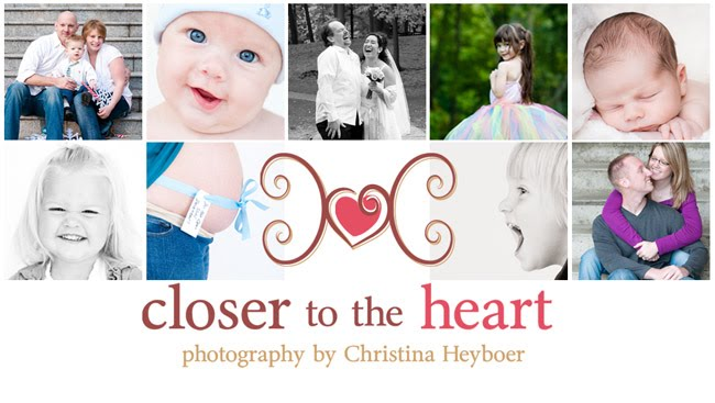 Closer to the Heart Photography
