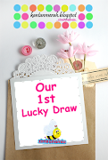 Our 1st Lucky Draw