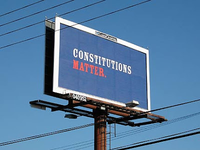 Constitutions Matter: Billboard Liberation Campaign