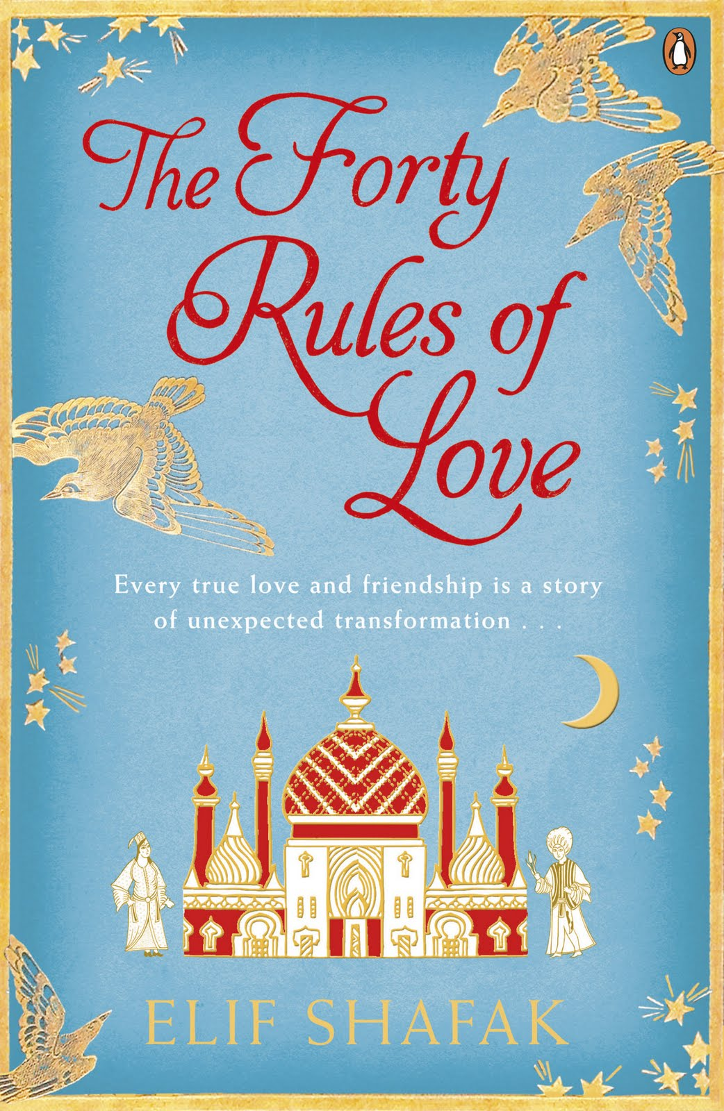 elif shafak the forty rules of love pdf