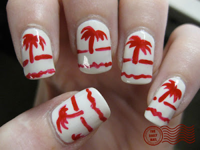 Animal Style The Daily Nail