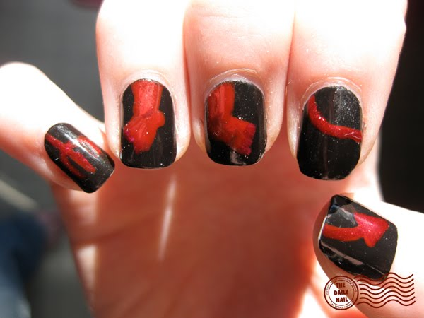 Sympathy for the devil the daily nail sympathy for the devil prinsesfo Choice Image