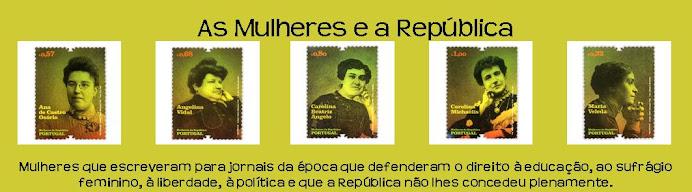 As Mulheres e a República