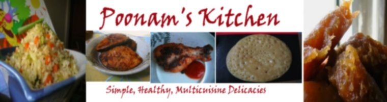 Poonam&#39;s Kitchen
