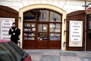 big ben bookshop prague