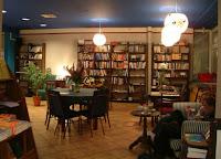 Tarabuk bookstore Warsaw