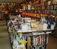 Atheneum International Bookstore Copenhagen