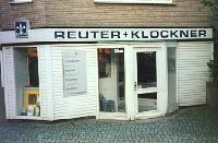 Reuter + Klöckner bookstore Hamburg