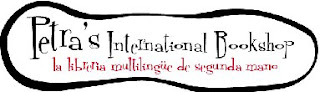 Petras International Bookshop Madrid logo
