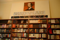 Shakespeare and Sons bookstore Prague