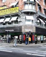 Politikens Boghal bookstore Copenhagen