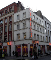 Foyles bookstore London