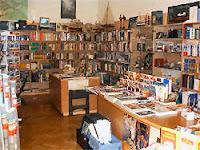Geonavtik bookstore Ljubljana