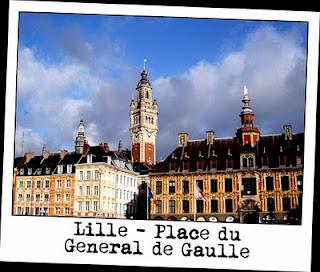 Place du General de Gaulle Lille