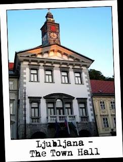 Town Hall Ljubljana