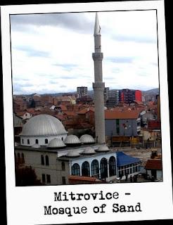 Mitrovica Mosque of Sand