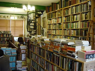 Caledonia Books Glasgow Interior