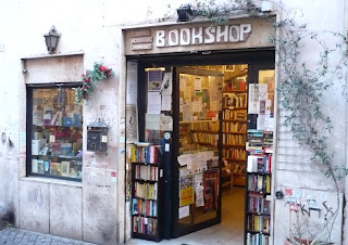 Open Door Bookshop Rome